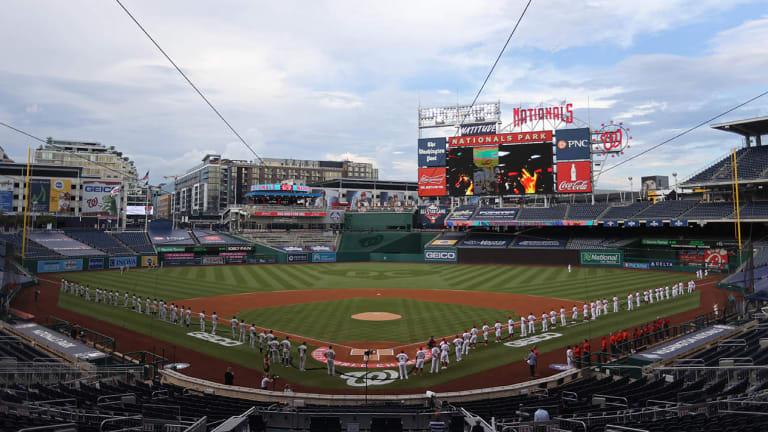 Nationals and Yankees' Rain-Shortened Opening Day Starts MLB's Unusual Season