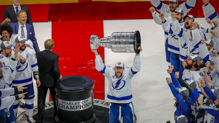 Five Fun Facts about the Stanley Cup