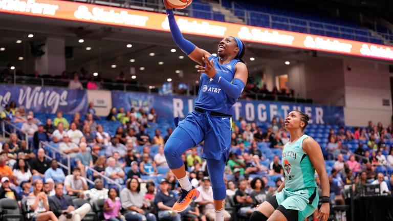 Arike Ogunbowale Honors Idol Kobe Bryant On and Off the Court