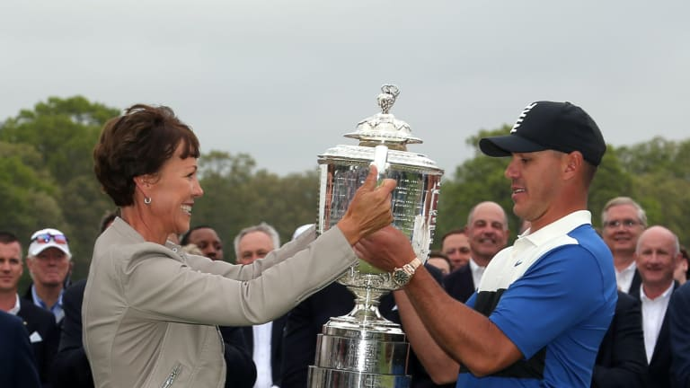Suzy Whaley Reflects on Her Term as PGA of America President