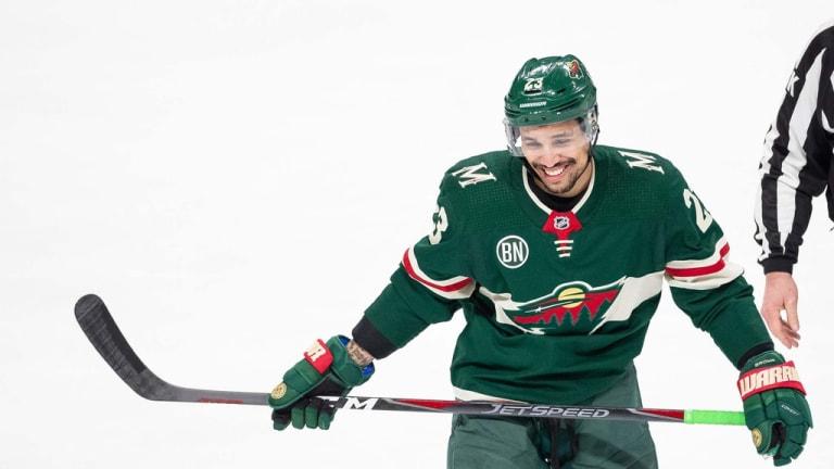 Kid Reporter Q&A: Minnesota Wild Winger JT Brown Talks Diversity in Hockey