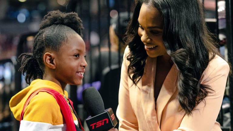TSN Trailblazer Kayla Grey Keeps Fighting for a More Inclusive Sports Media
