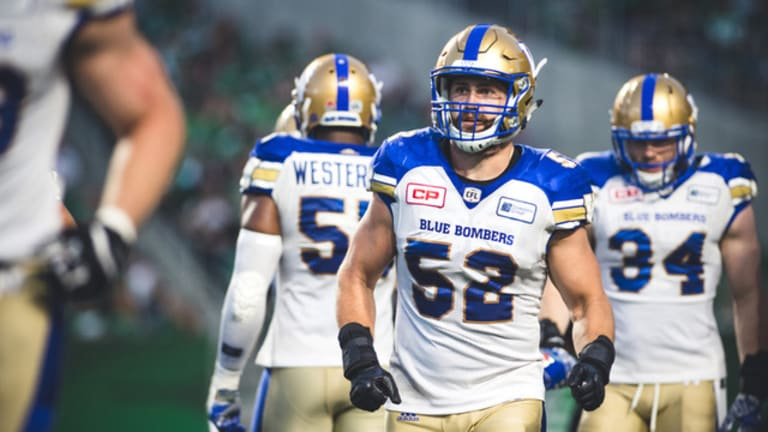 Hometown Hero Thomas Miles Reflects on Winnipeg Blue Bombers Grey Cup Win