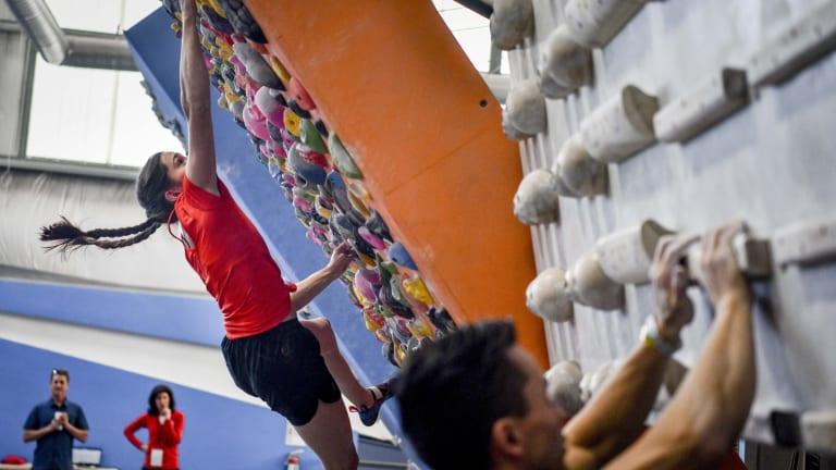 Athletes Climb Toward Olympic Goal at Pan-American Championships