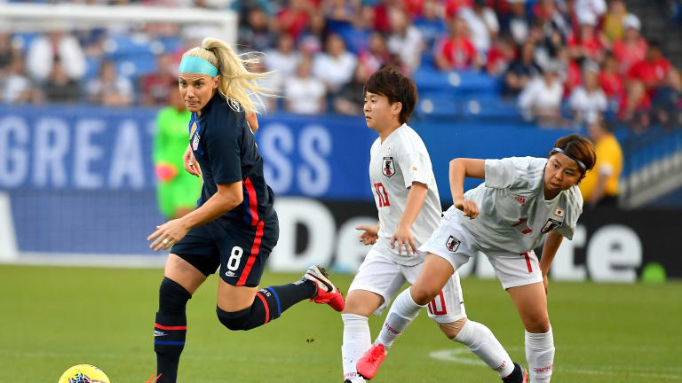 U.S. Women's National Team Provides Welcome Distraction with SheBelieves Cup Win