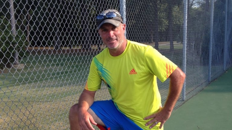 How One Tennis Instructor Coaches an Entire Town
