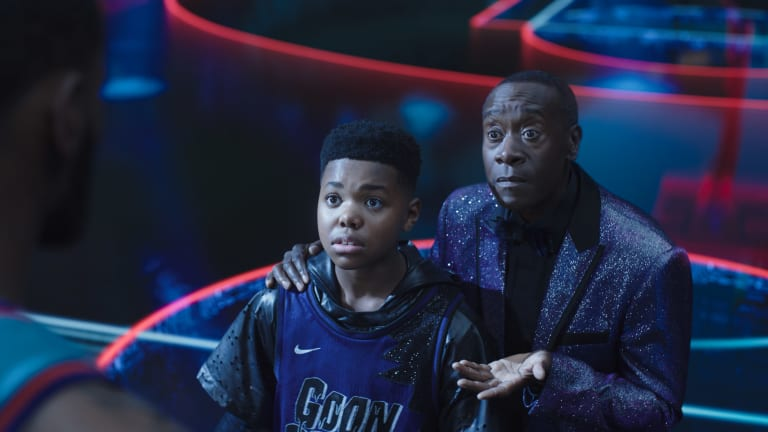 """Young Actor Cedric Joe Stars as LeBron James' Son in """"Space Jam: A New Legacy"""""""