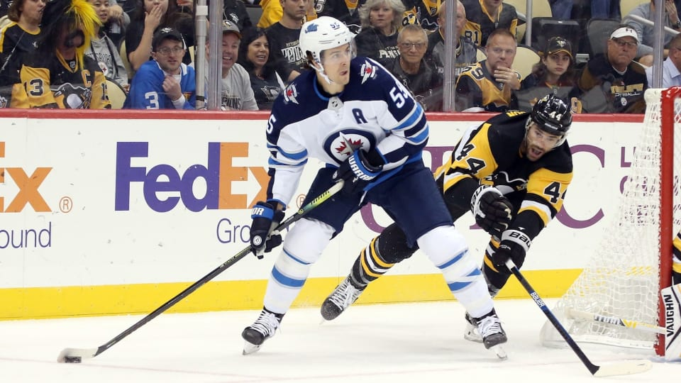 Jets Star Mark Scheifele Motivated by Faith, Chance to Help Others