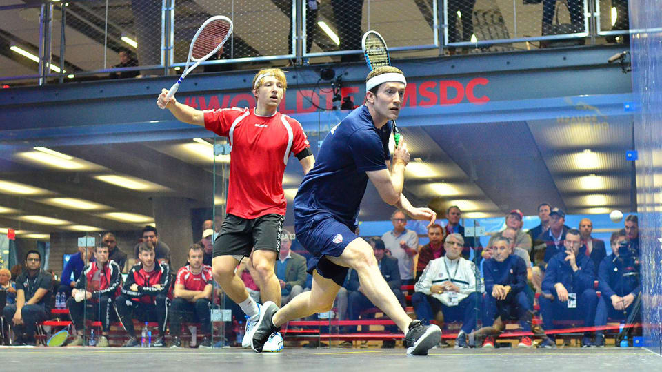World Championship Gives Up-Close Look at Growing Sport of Squash