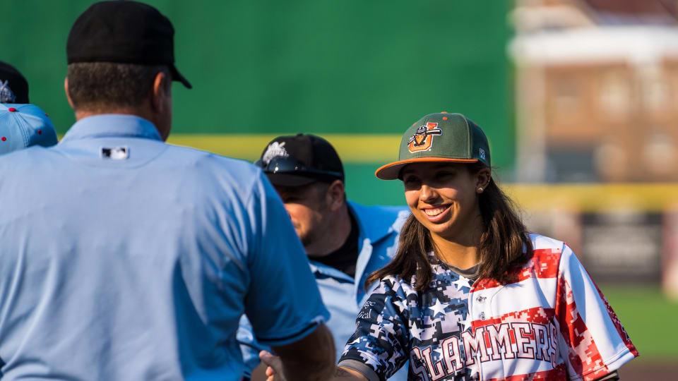 Meet Madison Femia: The Youngest Female Professional Baseball Coach