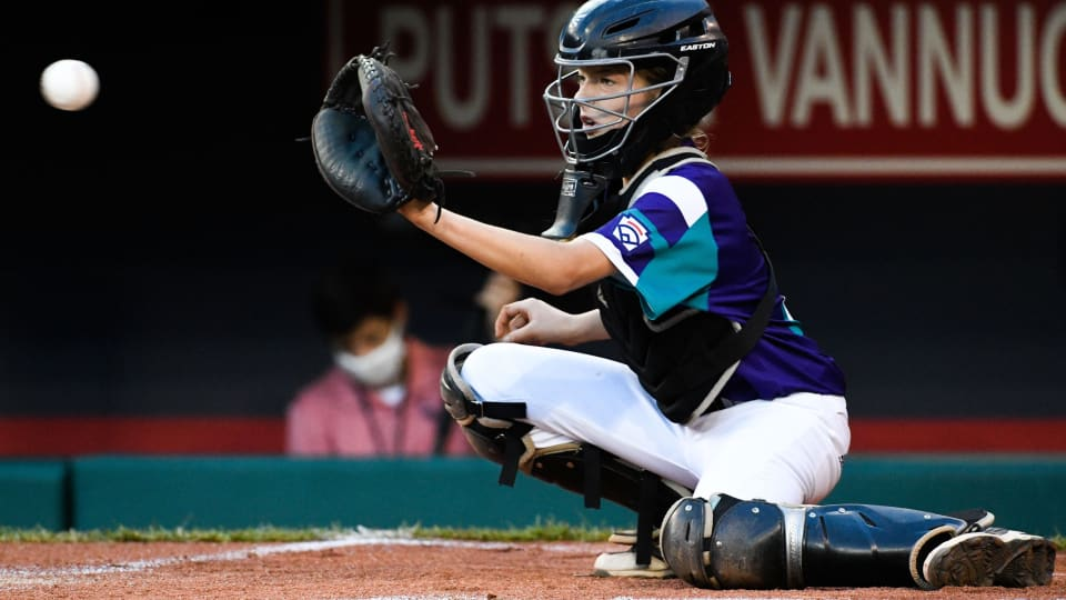 Meet Ella Bruning, the Little League World Series's 20th Female Player