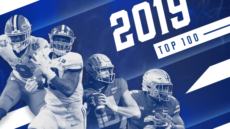 The Top 100 Players of the 2019 College Football Season