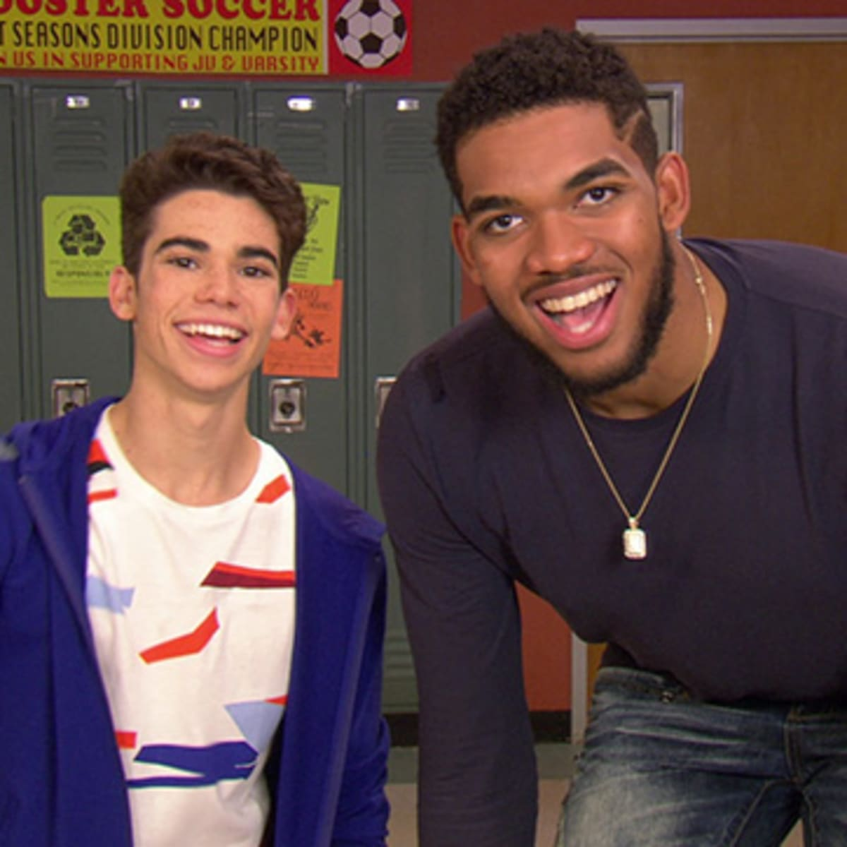Karl Anthony Towns Stops By Gamer S Guide To Pretty Much Everything Si Kids Sports News For Kids Kids Games And More