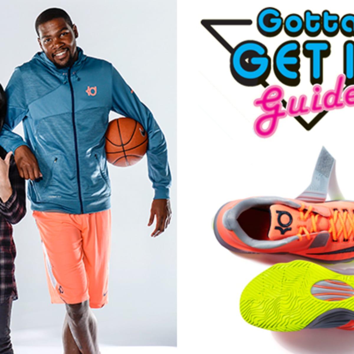 Kevin Durant: Shoe Designer - SI Kids