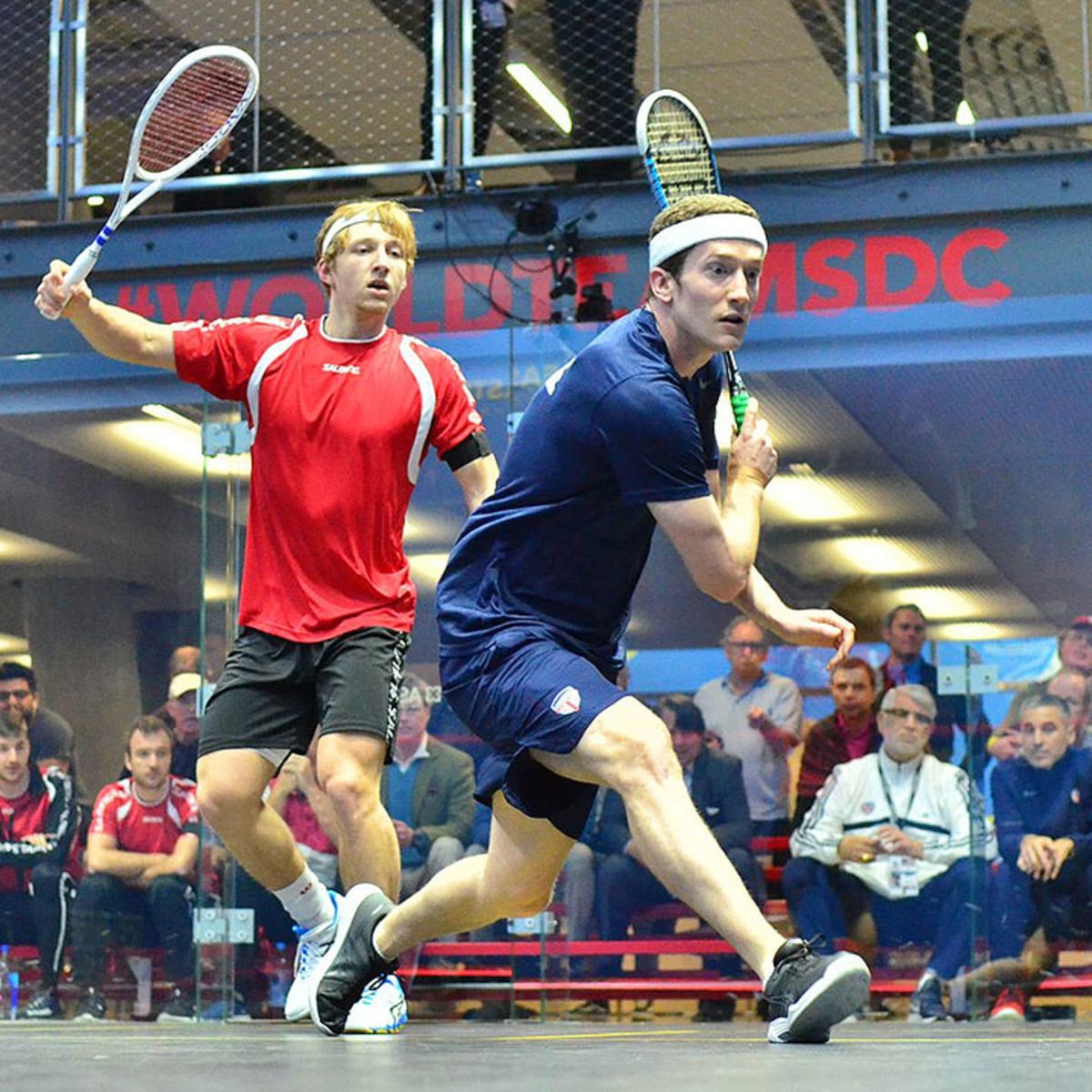 Squash world championship comes to America as sport grows - SI Kids: Sports  News for Kids, Kids Games and More