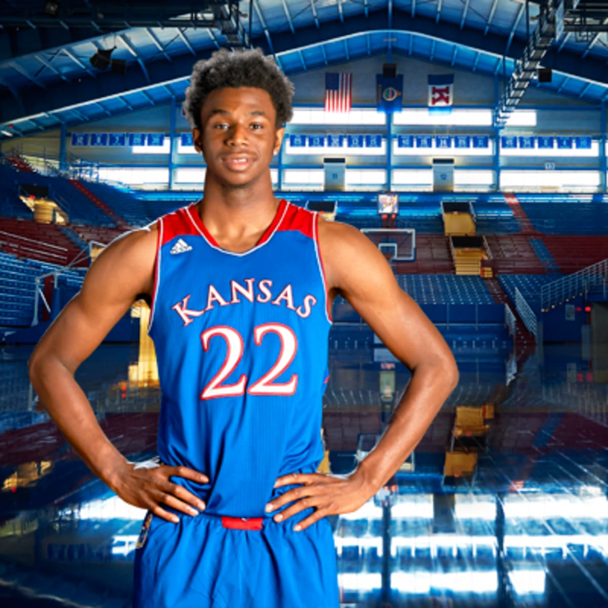 Expect Greatness from Andrew Wiggins - SI Kids: Sports News for ...
