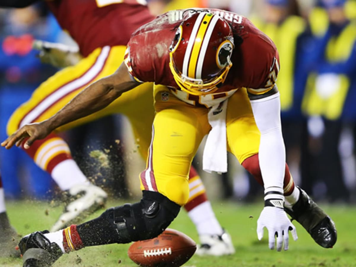 RGIII's knee leads to really bad poetry - SI Kids: Sports News for ...