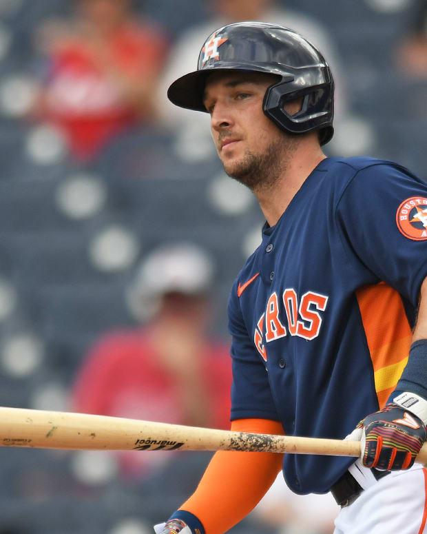 Alex Bregman Fantasy baseball