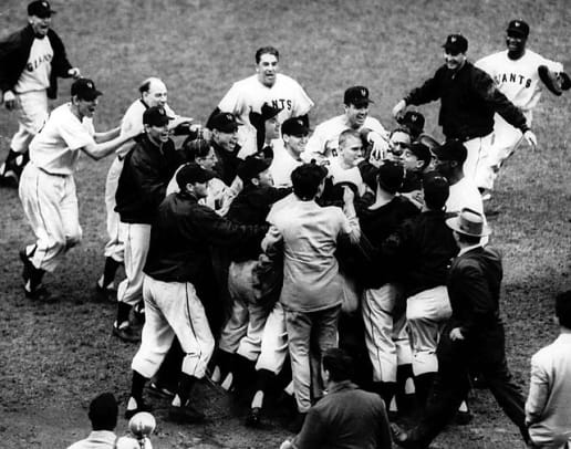 Greatest Moments in New York History - 1 - 1951 National League Playoff