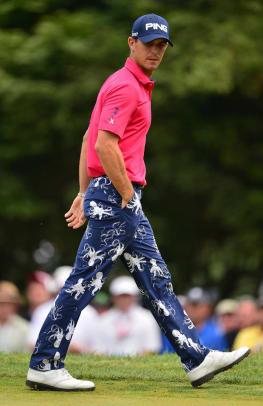 Wacky Golf Wardrobes! - 5 - Billy Horschel