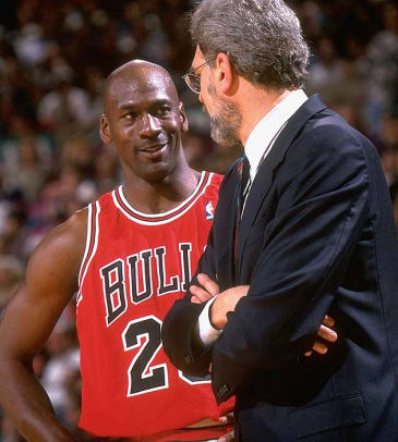 Back In Time: April 21 - 2 - Michael Jordan