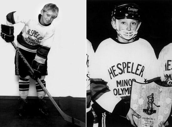 Rare Photos of Wayne Gretzky - 1 - Child prodigy