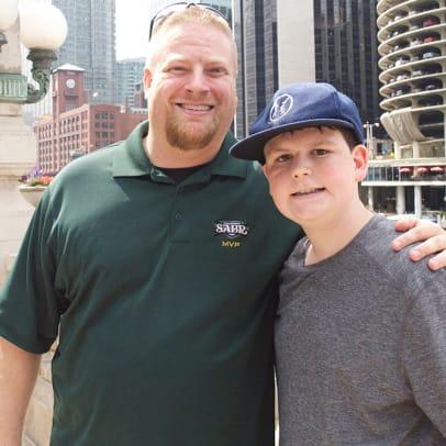 SABR 45 Walking Tour of Chicago Baseball History - 1 - The Walking Tour Begins