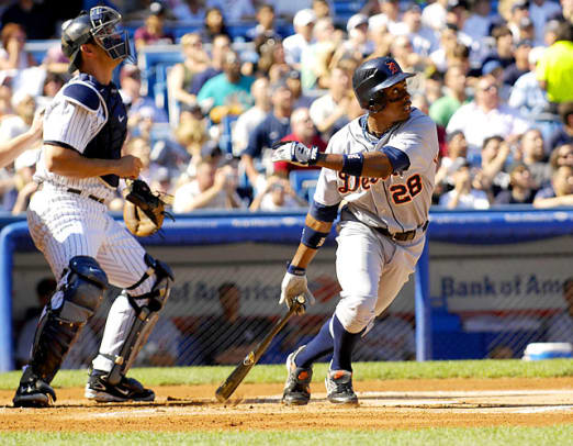 Curtis Granderson's Career in Pictures - 1