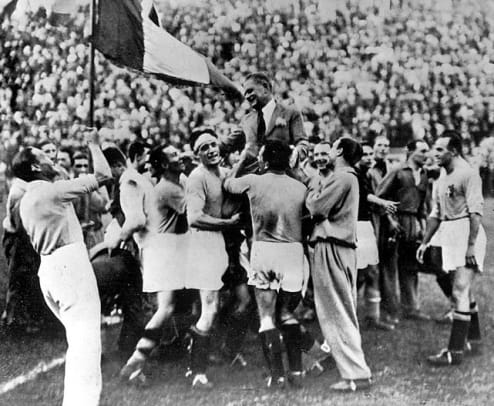World Cup Winners - 2 - 1934: Italy