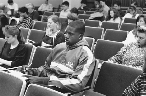 Rare Photos of Shaquille O'Neal - 2 - Shaquille O'Neal