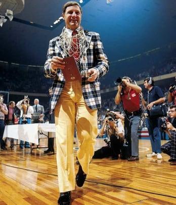 Style Watch: Coaching in the Disco Era - 15 - Norm Sloan