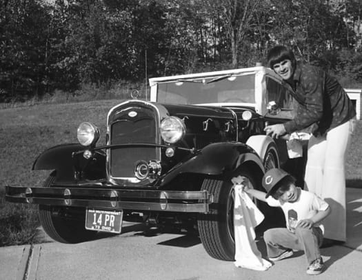 Athletes and Their Cars - 2 - Pete Rose