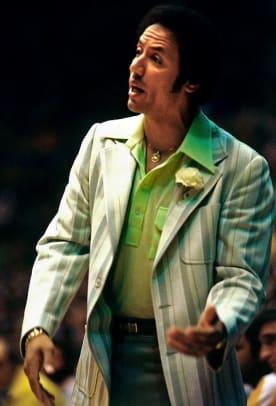 Style Watch: Coaching in the Disco Era - 2 - Lenny Wilkens