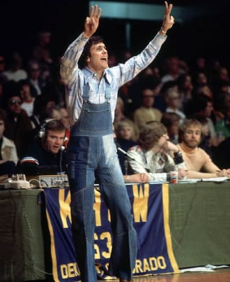 Style Watch: Coaching in the Disco Era - 1 - Larry Brown