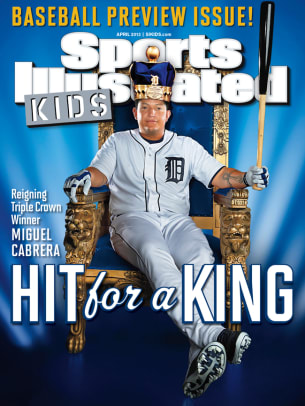 Miguel Cabrera Photoshoot Outtakes - 1 - Miguel Cabrera 2013 MLB Preview Cover