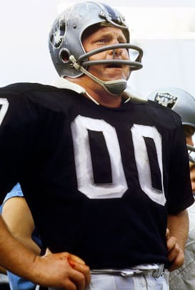 Best NFL Player by Jersey Number: 00-49 - 1 - 00