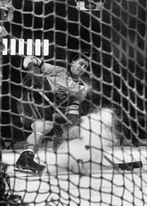 Canadiens Great Jean Beliveau's Life in Pictures - 2 - Slide Title