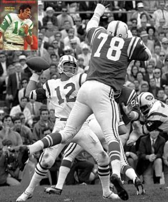 Super Bowl Upsets - 1 - Jets over Colts
