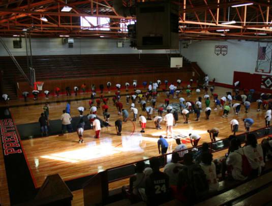 Al Jefferson's Community Service Week - 9