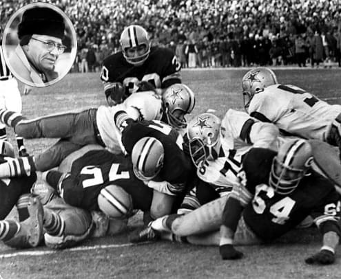 Best NFC Championship Games - 2 - 1967: Packers 21, Cowboys 17