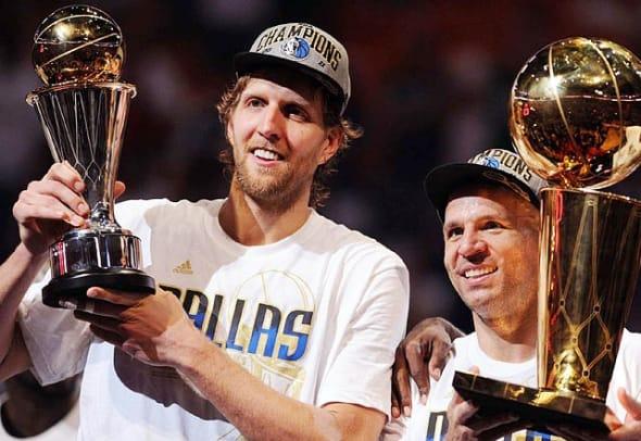NBA Finals MVPs - 1 - Dirk Nowitzki