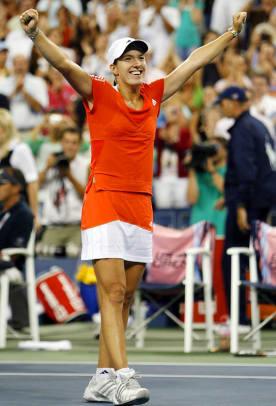 Justine Henin Through the Years - 1