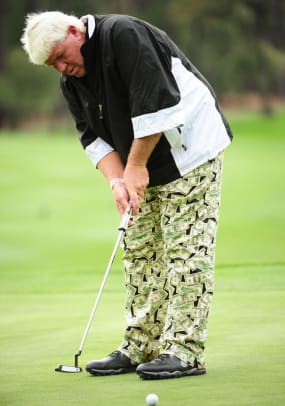 Wacky Golf Wardrobes! - 3 - Slide Title