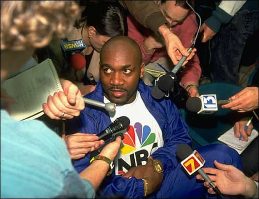 All-Time Dumbest Super Bowl Questions - 1 - Thurman Thomas