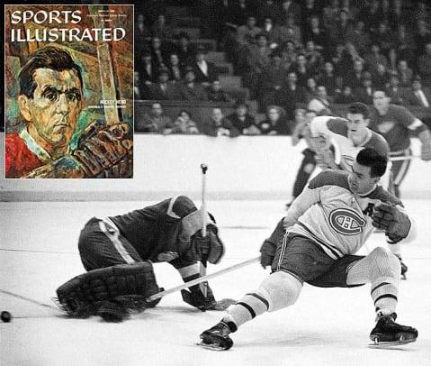 "NHL Nicknames - 1 - Maurice ""Rocket"" Richard"