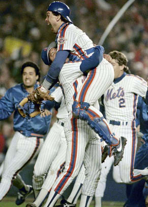 Back in Time: December 10 - 1 - Gary Carter