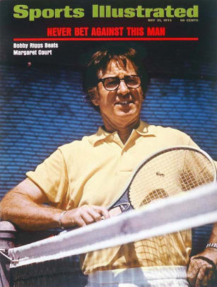 Back in Time: May 13 - 1 - Bobby Riggs