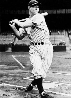Back in Time: December 7 - 1 - Lou Gehrig