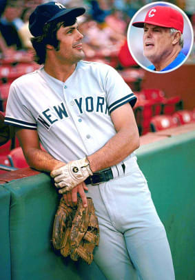 When MLB Managers Were Players - 2 - Lou Piniella