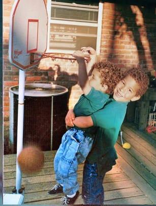 Rare Photos of Blake Griffin - 1